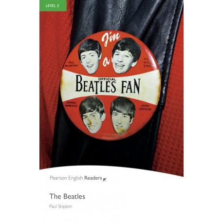 The Beatles + MP3 Audio CD Pearson 9781447925354