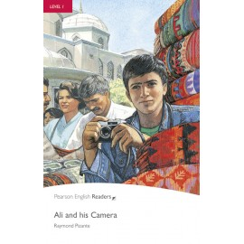 Pearson English Readers: Ali and his Camera