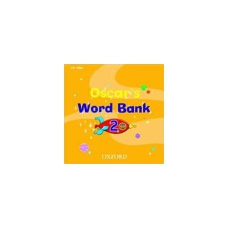 Oscar's Word Bank 2 CD-ROM Oxford University Press 9780194305198