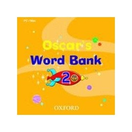 Oscar's Word Bank 2 CD-ROM