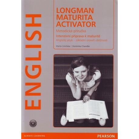 Longman Maturita Activator Teacher's Book Pearson 9788376000572