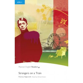 Pearson English Readers: Strangers on a Train