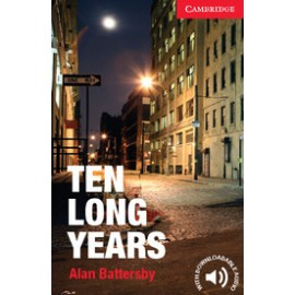 Cambridge Readers: Ten Long Years + Audio download
