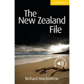 Cambridge Readers: The New Zealand File + Audio CD