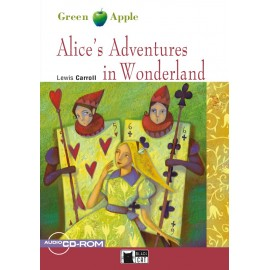 Alice's Adventures in Wonderland + audio CD-ROM