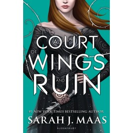 A Court of Wings and Ruin (A Court of Thorns and Roses Series Book 3)