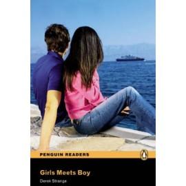 Girl Meets Boy + CD