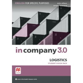 In Company 3.0 ESP Logistics Student's Book
