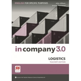 In Company 3.0 ESP Logistics Teacher's Book