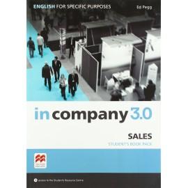 In Company 3.0 ESP Sales Student's Book
