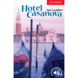 Cambridge Readers: Hotel Casanova + Audio download