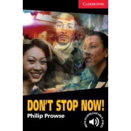 Cambridge Readers: Don't Stop Now! + Audio download