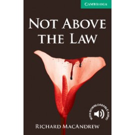 Cambridge Readers: Not Above the Law + Audio download