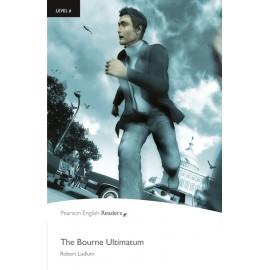 The Bourne Ultimatum + MP3 Audio CD