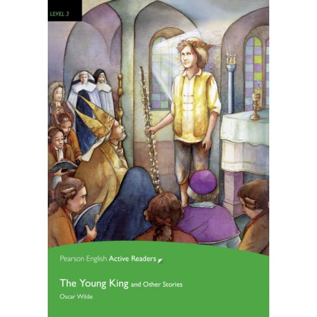 The Young King and Other Stories + CD-ROM Pearson 9781447967644