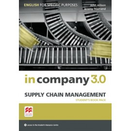 In Company 3.0 ESP Suppy Chain Management Student's Book