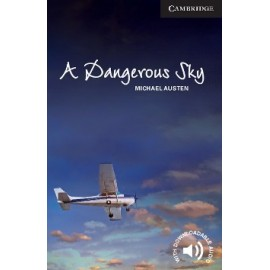 Cambridge Readers: A Dangerous Sky + Audio download