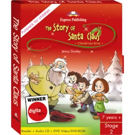 The Story of Santa Claus Funpack for Children