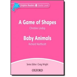 Dolphin Readers Starter - A Game of Shape / Baby Animals CD