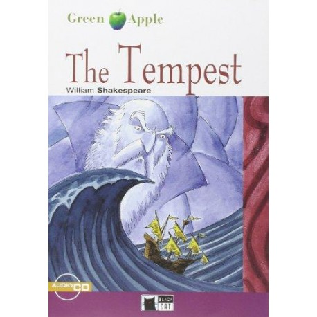 The Tempest + CD Black Cat 9788853004499