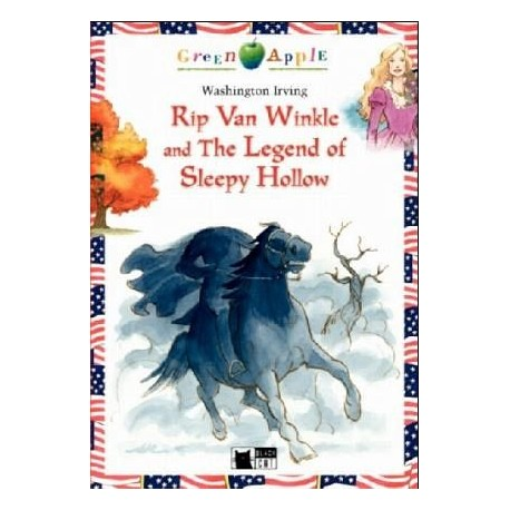 Rip Van Winkle and The Legends of Sleepy Hollow + CD Black Cat 9788877546104