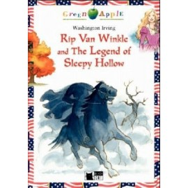 Rip Van Winkle and The Legends of Sleepy Hollow + CD