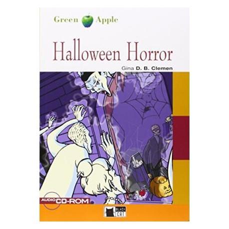 Halloween Horror + audio CD/CD-ROM Black Cat 9788877549808