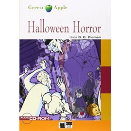 Halloween Horror + audio CD/CD-ROM
