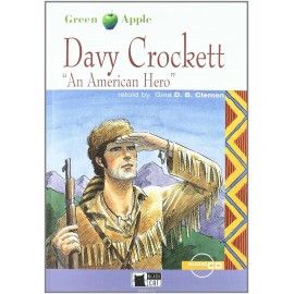 "Davy Crockett ""An American Hero"" + CD"