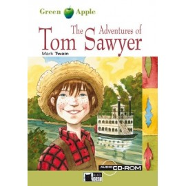 The Adventures Of Tom Sawyer + audio CD-ROM
