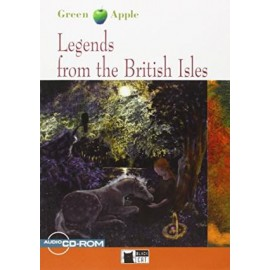 Legends from the British Isles + CD/CD-ROM