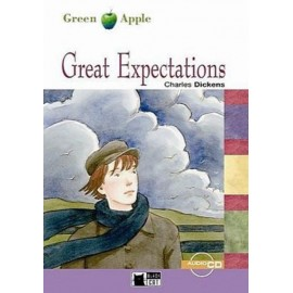 Black Cat Green Apple: Great Expectations + CD