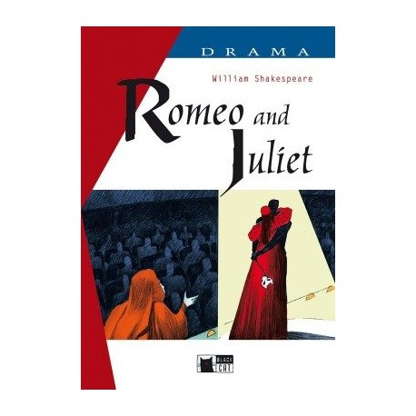 Romeo and Juliet + CD (Green Apple) Black Cat - CIDEB 9788853007995