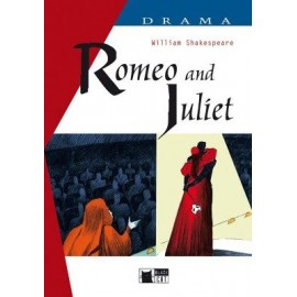 Romeo and Juliet + CD (Green Apple)