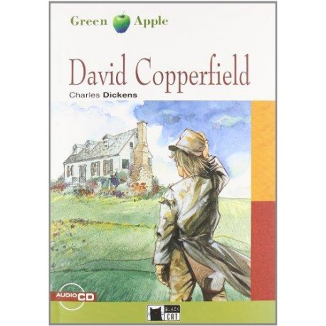David Copperfield + CD Black Cat - CIDEB 9788877549266
