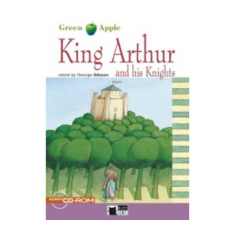 King Arthur and His Knights + CD/CD-ROM Black Cat 9788853000828