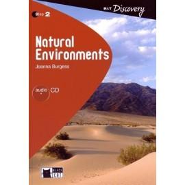 Natural Environments + Audio CD