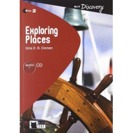 Exploring Places + Audio CD