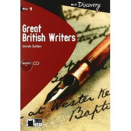 Great British Writers + Audio CD