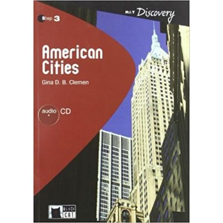 American Cities + Audio CD Black Cat 9788853009968