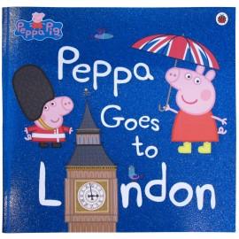 Peppa Pig: Peppa Goes to London