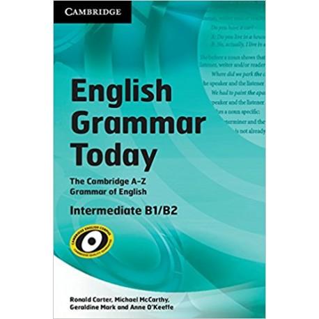English Grammar Today + Workbook + CD-ROM Cambridge University Press 9781316617397