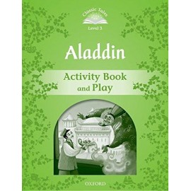 Classic Tales 3 2nd Edition: Aladdin Activity Book