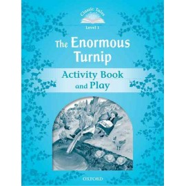 Classic Tales 1 2nd Edition: The Enormous Turnip Activity Book