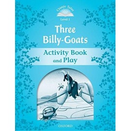 Classic Tales 1 2nd Edition: Three Billy-Goats Activity Book