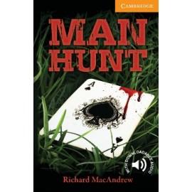 Cambridge Readers: Man Hunt + Audio download