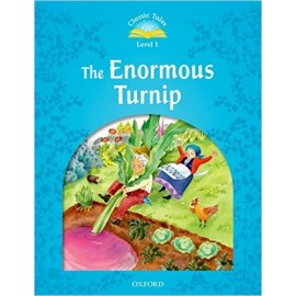Classic Tales 1 2nd Edition: The Enormous Turnip