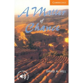 Cambridge Readers: A Matter of Chance+ Audio download