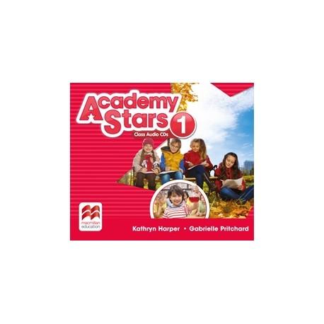 Academy Stars 1 Audio CD 9781380006639