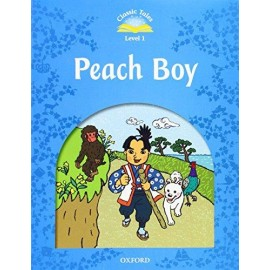 Classic Tales 1 2nd Edition: Peach Boy + eBook MultiROM